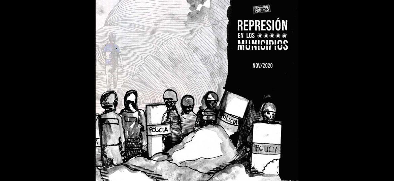 represión en los municipios de Nicaragua